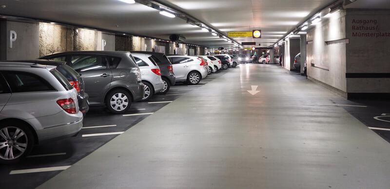 Enjoy free car parking*